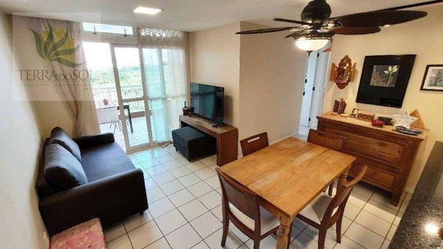 Apartamento com 3 dormitórios à venda, 80 m² por R$ 495.000,00 - Cocó - Fortaleza/CE - Foto 6