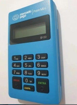 Maquininha Point Mini - A Máquina De Cartão Do Mercado Pago - Foto 5