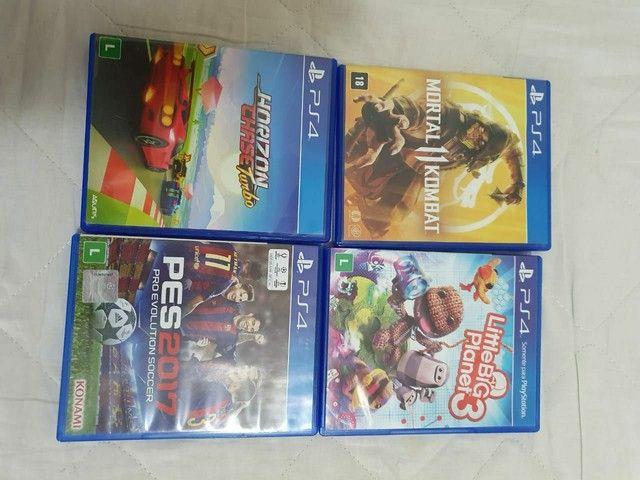 4 jogos de ps4