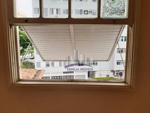 Apartamento com 2 dormitórios para alugar por R$ 1.799,98/mês - Encruzilhada - Santos/SP - Foto 15