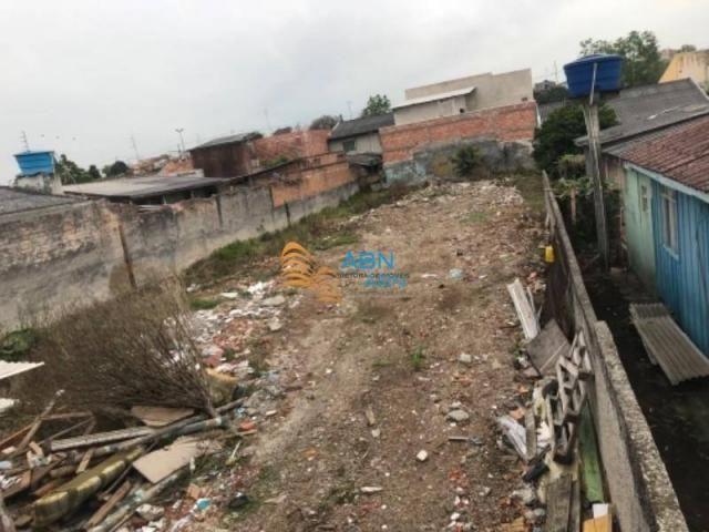 Terreno à venda, 546 m² por R$ 550.000 - Sítio Cercado - Curitiba/PR - Foto 2