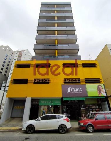 Apartamento para aluguel, 1 quarto, 1 suíte, 1 vaga, Centro - Viçosa/MG
