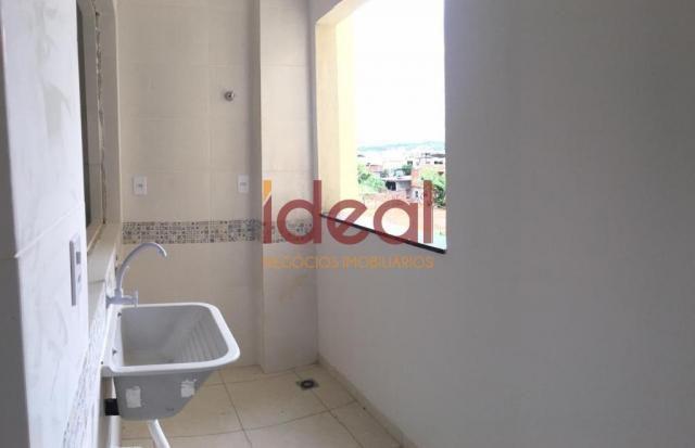 Apartamento à venda, 1 quarto, Loteamento Jardim Europa - Viçosa/MG - Foto 3