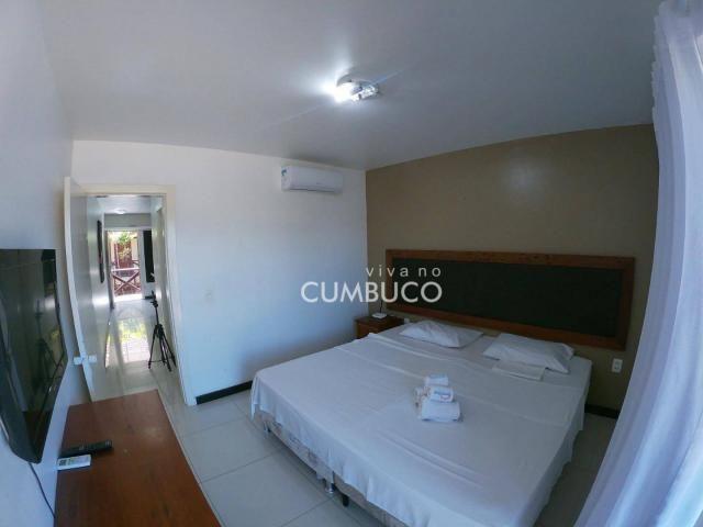 Flat com 1 dormitório, 37 m² - venda por R$ 200.000,00 ou aluguel por R$ 2.200,00/mês - Cu - Foto 6