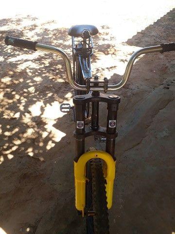 Verde se uma bicicleta  monak - Foto 6