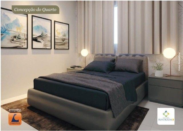 Apartamento de 2 quartos- Village Alvorada - Foto 6