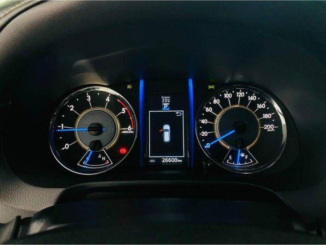 Toyota Hilux SW4 SRX 4X4 INTERCOOLER 2019 - Foto 16