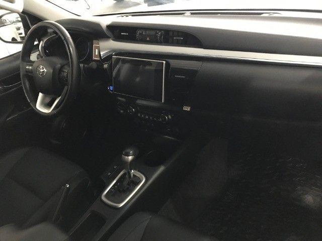 Hilux SRX 4x4 Aut. Diesel 2018 - Foto 9