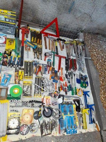 Ferramentas e utilitários + - 1000 peças  - Foto 4