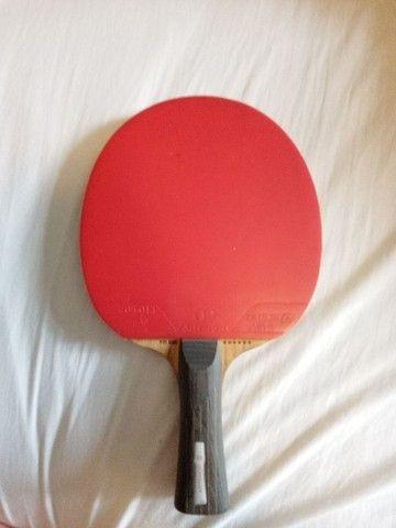 Raquete Tênis de Mesa Profissional