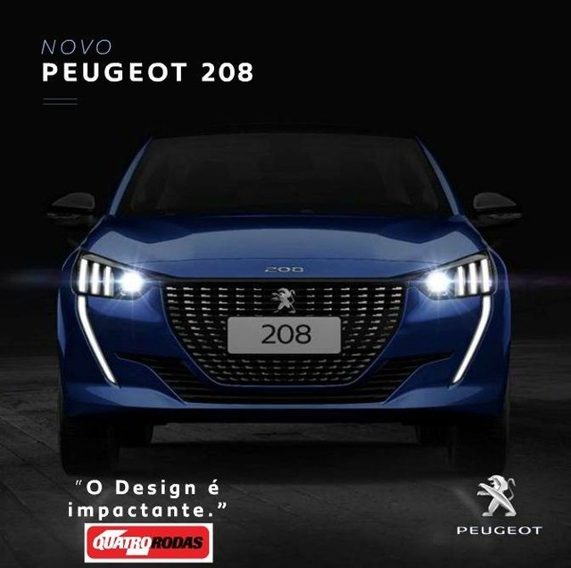 PEUGEOT 208 2020/2021 1.6 16V FLEX ACTIVE PACK AT6 - Foto 10