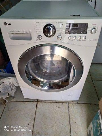 Vendo Máquina lava e seca LG