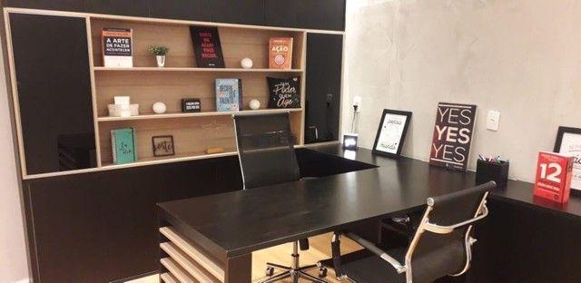 Sala para reunião e posição de coworking - Foto 2