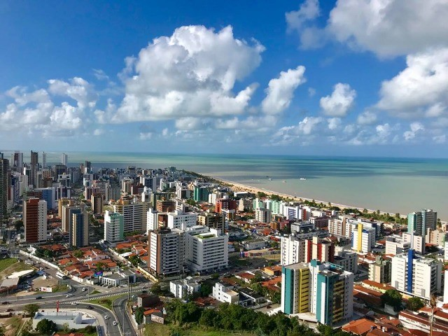 Sala comercial no Altiplex José Olímpio- Andar alto com vista definitiva para o mar- - Foto 2