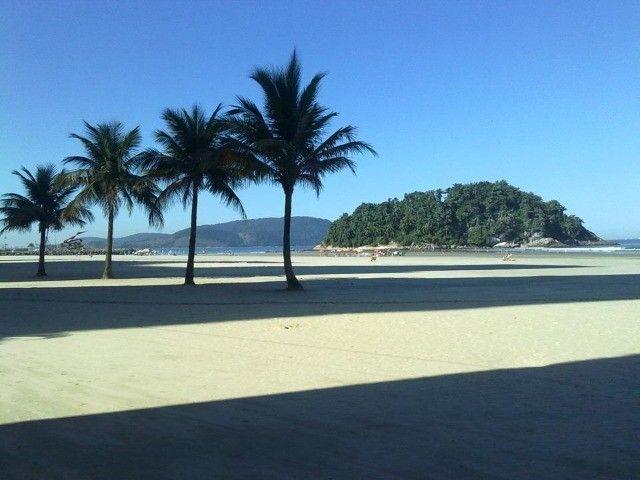 APT Reformado á 3 minutos da Praia c/ WIFI - * - Santos/São Vicente - Foto 13