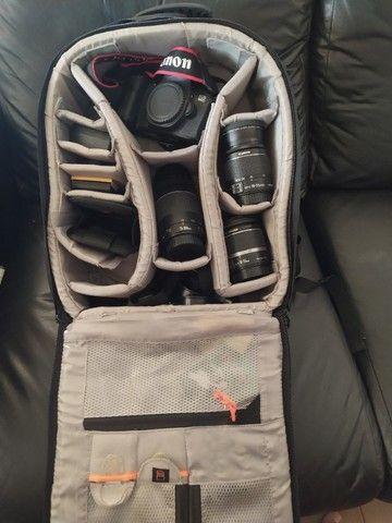 Camera Canon 60D - Foto 2
