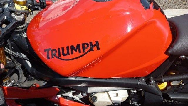 Moto Para Retirada De Peças/sucata Triumph Daytona 675 2006  - Foto 4