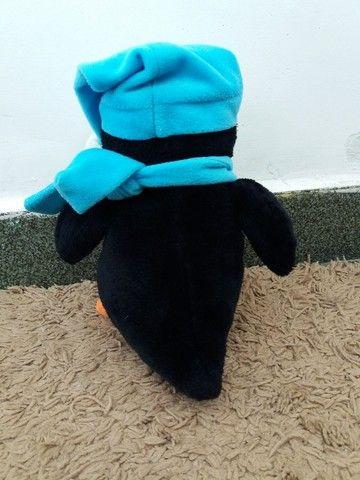 Urso de pelúcia pingüim  - Foto 2