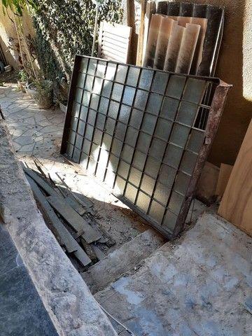 Vitral em moldura de ferro e vidro - Foto 2