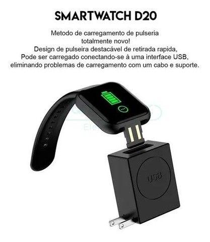 Relógio inteligente Smartwatch movimento pedômetro bluetooth - Foto 3
