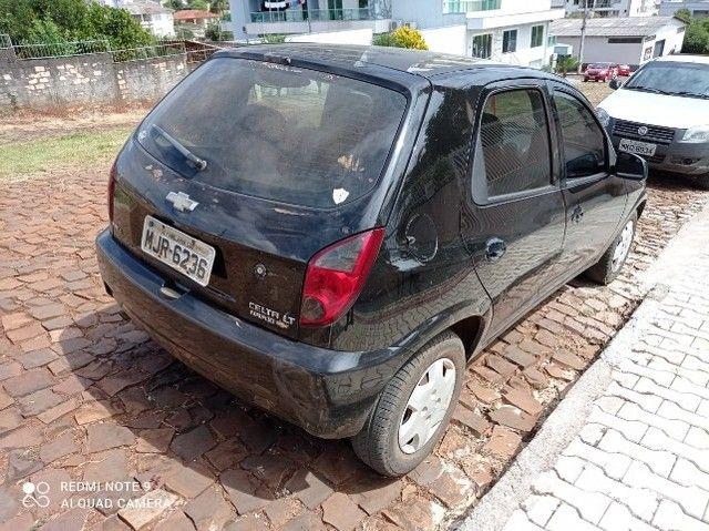 Chevrolet Celta 1.0 LT  2012/2013 (completo, unica dona) - Foto 11