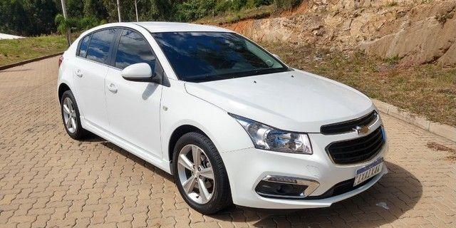GM Cruze Sport 6 Hatch 2015 couro automático IPVA 2021 pago