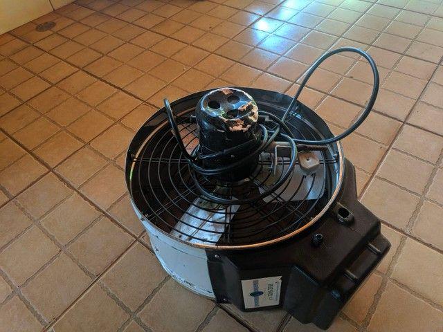 Umidificador Ventilador Climatizador Industrial Inox - Foto 2