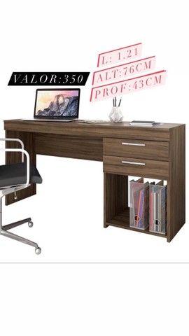 Mesa pra escritório nova
