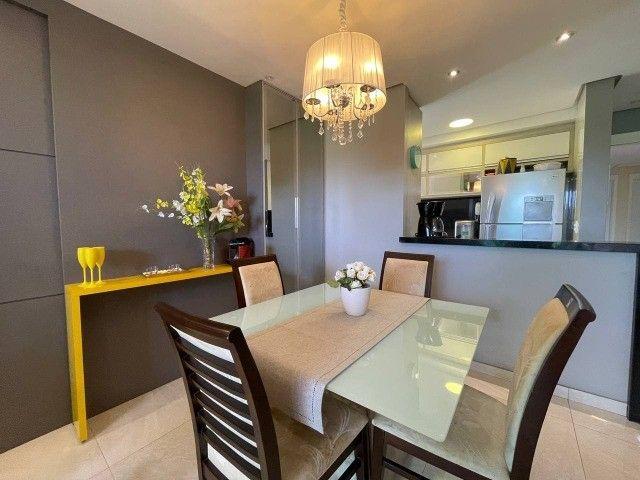 AB166 - Apartamento com 03 quartos/ fino acabamento/ 02 vagas - Foto 2