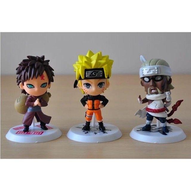 Miniatura Naruto 7 cm  - Foto 2
