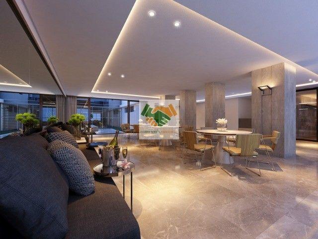 Novos apartamentos de luxo com 3 e 4 quartos à venda no bairro Funcionários em BH - Foto 14