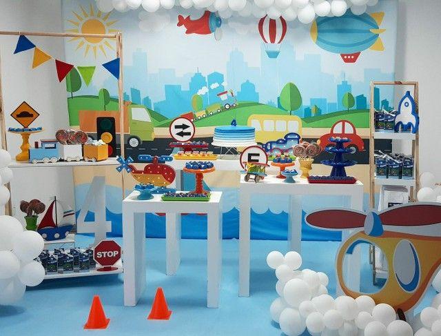 Decoração de festa infantil  - Foto 6
