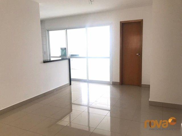 Apartamento à venda com 3 dormitórios em Residencial eldorado, Goiânia cod:NOV235809 - Foto 2