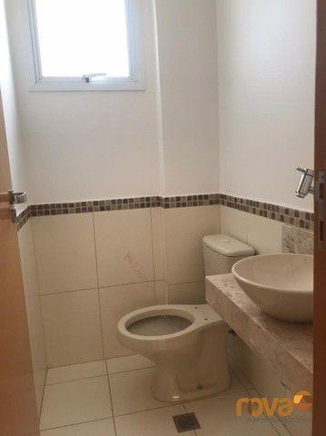 Apartamento à venda com 3 dormitórios em Residencial eldorado, Goiânia cod:NOV235809 - Foto 14