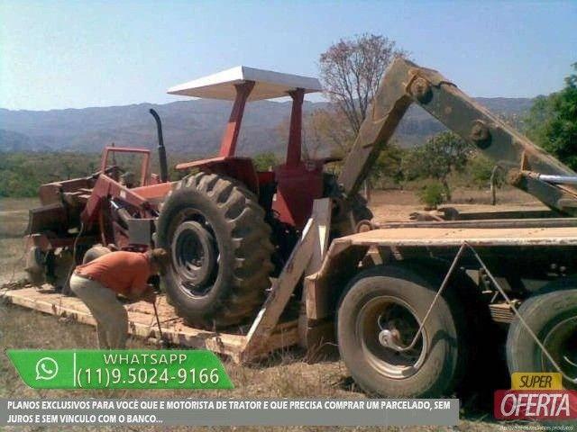 Trator Massey Ferguson 295 4x2 ano 89 - Foto 2