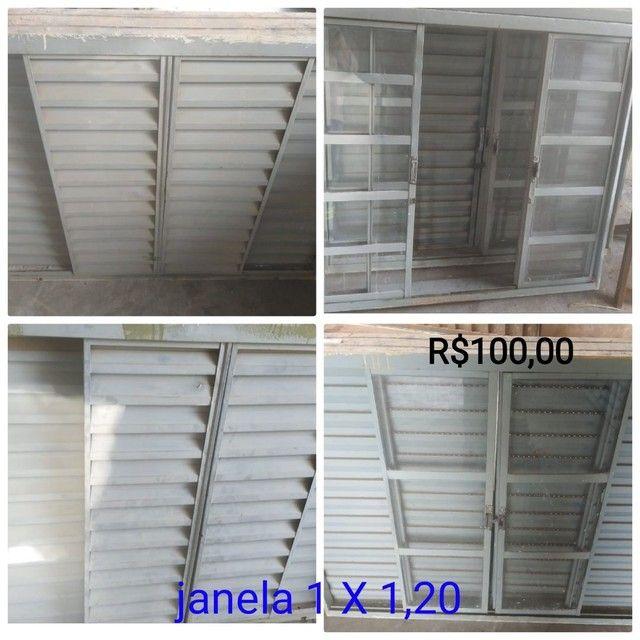 Janela e portas usada - Foto 3