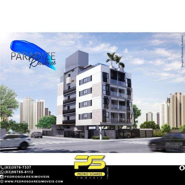 Apartamento com 1 dormitório à venda, 35 m² por R$ 195.000 - Aeroclube - João Pessoa/PB