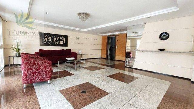 Apartamento com 3 dormitórios à venda, 80 m² por R$ 495.000,00 - Cocó - Fortaleza/CE - Foto 2