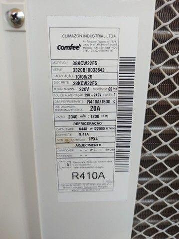 Ar condicionado 22000 btus - Foto 2