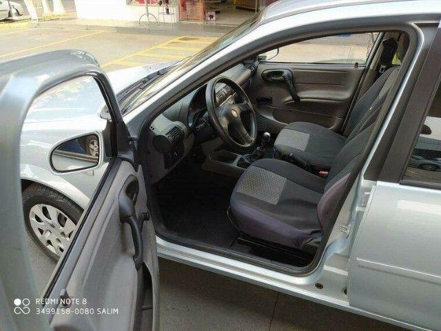 Chevrolet Classic 1.0 LS 8V Prata 2011 - Foto 6
