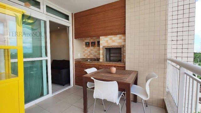 Apartamento com 3 dormitórios à venda, 80 m² por R$ 495.000,00 - Cocó - Fortaleza/CE - Foto 17
