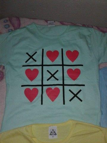 Camiseta baby look - Foto 3