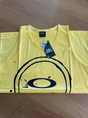 Camisetas Primeira linha  - Foto 3
