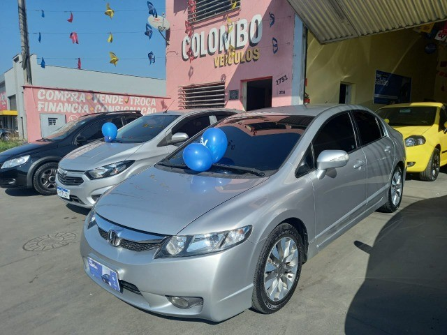 Honda Civic LXL 1.8 2011 Flex