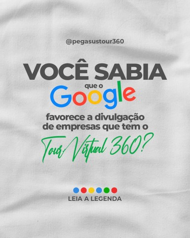Tour virtual 360° diretamente no Google  - Foto 3