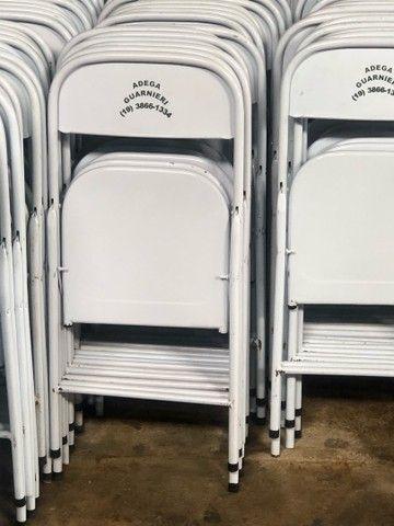 Mesas e cadeiras ferro  - Foto 4