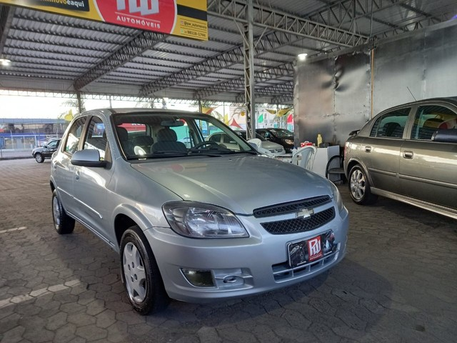 GM Celta LT 1.0 Flex 2012 (Completo)