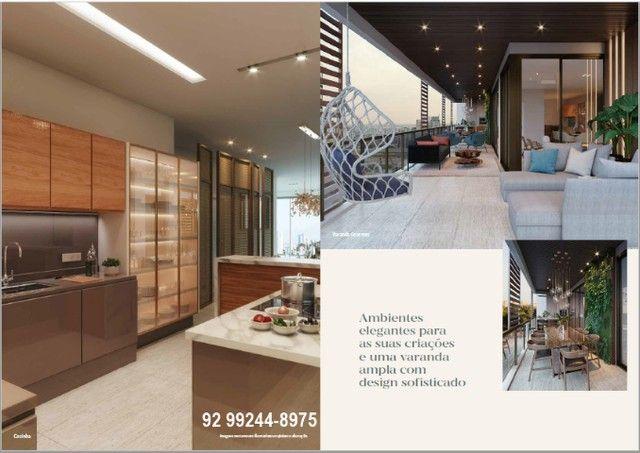 Vila Residence Unidades de 367 m² Bairro Adrianópolis Seu Apart do Seu Jeito  - Foto 12