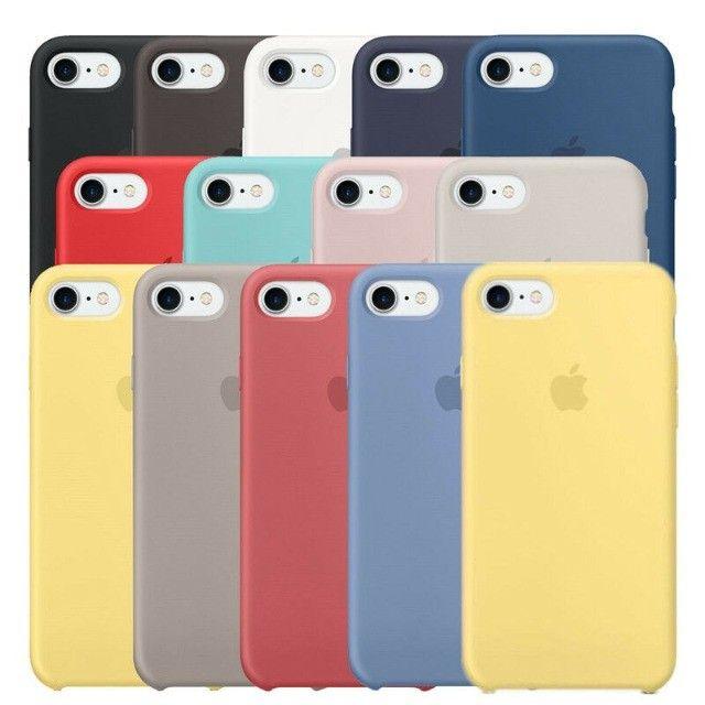 Silicone Case Iphone/Xiaomi/Samsung/Motorola/Lg