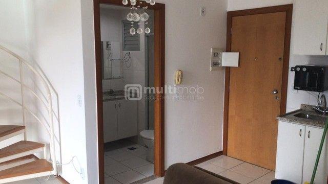 Residencial Easy - Apartamento Duplex 1 Quarto - Reformado - Com Armários - Águas Claras  - Foto 7